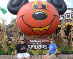 A and C Disney Springs